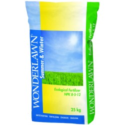 Wonderlawn Summer & Winter 25kg (NPK-Dünger 8-5-12)